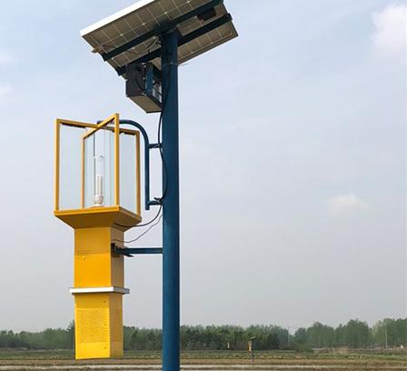 风吸式太阳能杀虫灯(捕虫灯