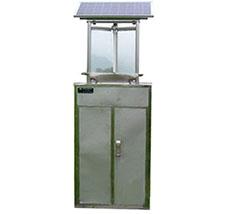 赛兰太阳能自动虫情测报灯