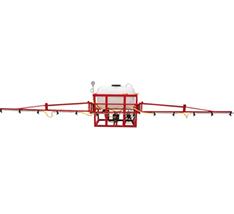 赛兰悬挂式喷杆喷雾机