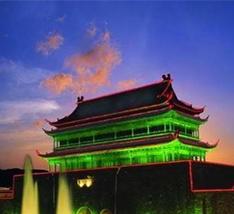 赛兰太阳能杀虫灯中标凤阳县
