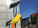 风吸式太阳能杀虫灯FXSL-2